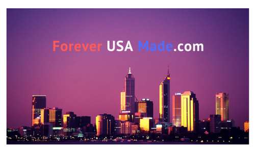 forever usa made logo