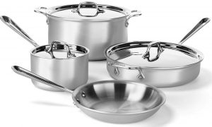 All-Cla cookware Made In USA