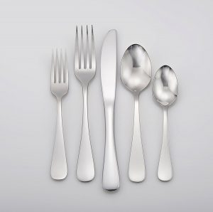 Liberty Tabletop flatware made in the USA